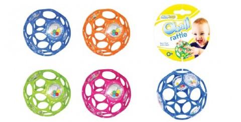 Мячик гремящий Oball Image