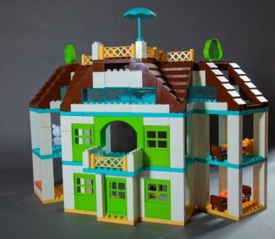 Конструктор Nicoblocks house x1 Image