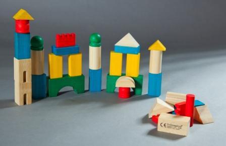 Конструктор Bamboo Blocks Image