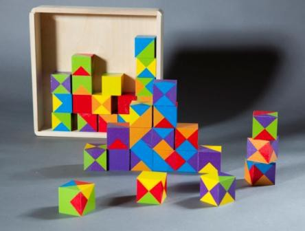 Кубики Евгения Тихонова Image