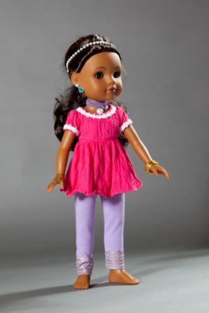Кукла Надия Image