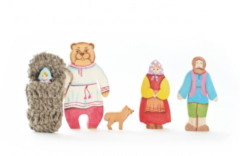 Маша и Медведь Image