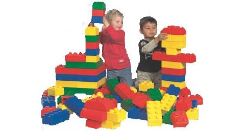 Набор мягких кубиков Lego Image