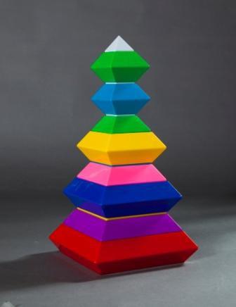 Пирамидка радужная Image