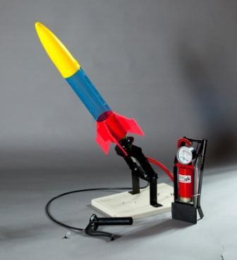 Реактивная водяная ракета Image