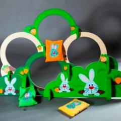 Летучие подушки для кроликов Image