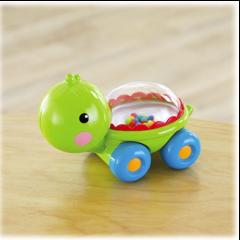 Черепашка с прыгающими шариками Image
