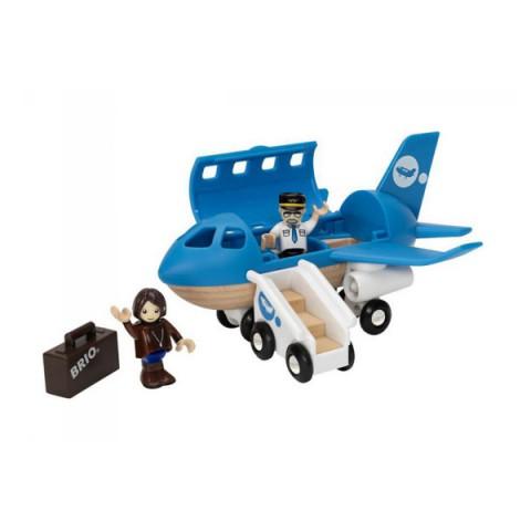 Самолет с трапом Image