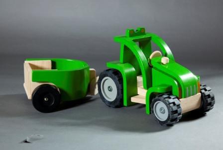 Трактор Image