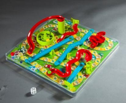 Змеи и лестницы 3D Image
